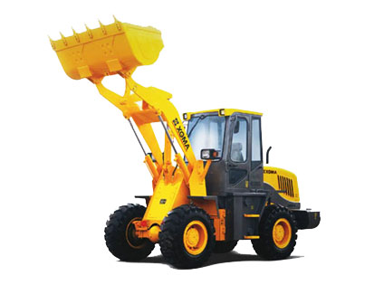 XGMA-XG918-Wheel-Loader